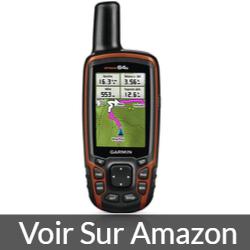 Garmin - GPSMAP 64s gps de randonne